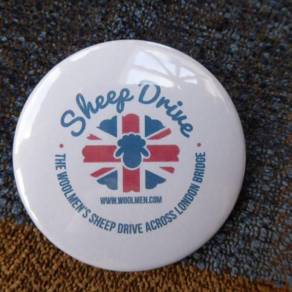 Sheep Drive Badge