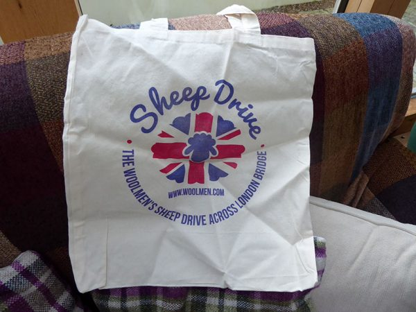 Sheep Drive Bag