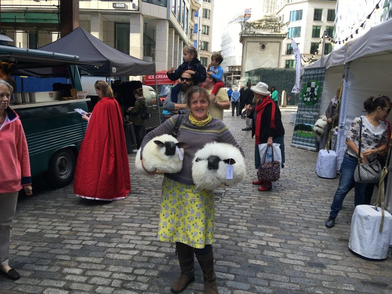 Livery Fair 2019 – London Bridge Sheep Drive